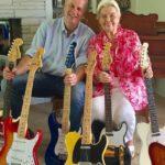Randall Bell & Mrs. Leo Fender