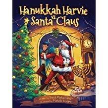 David Slater - Hanukkah Harvey vs Santa Claus