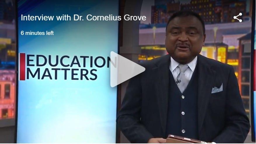 Dr. Cornelius Grove - WREG