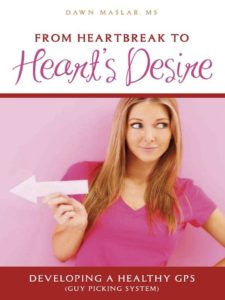 From Heartbreak to Heart's Desire - Dawn Maslar