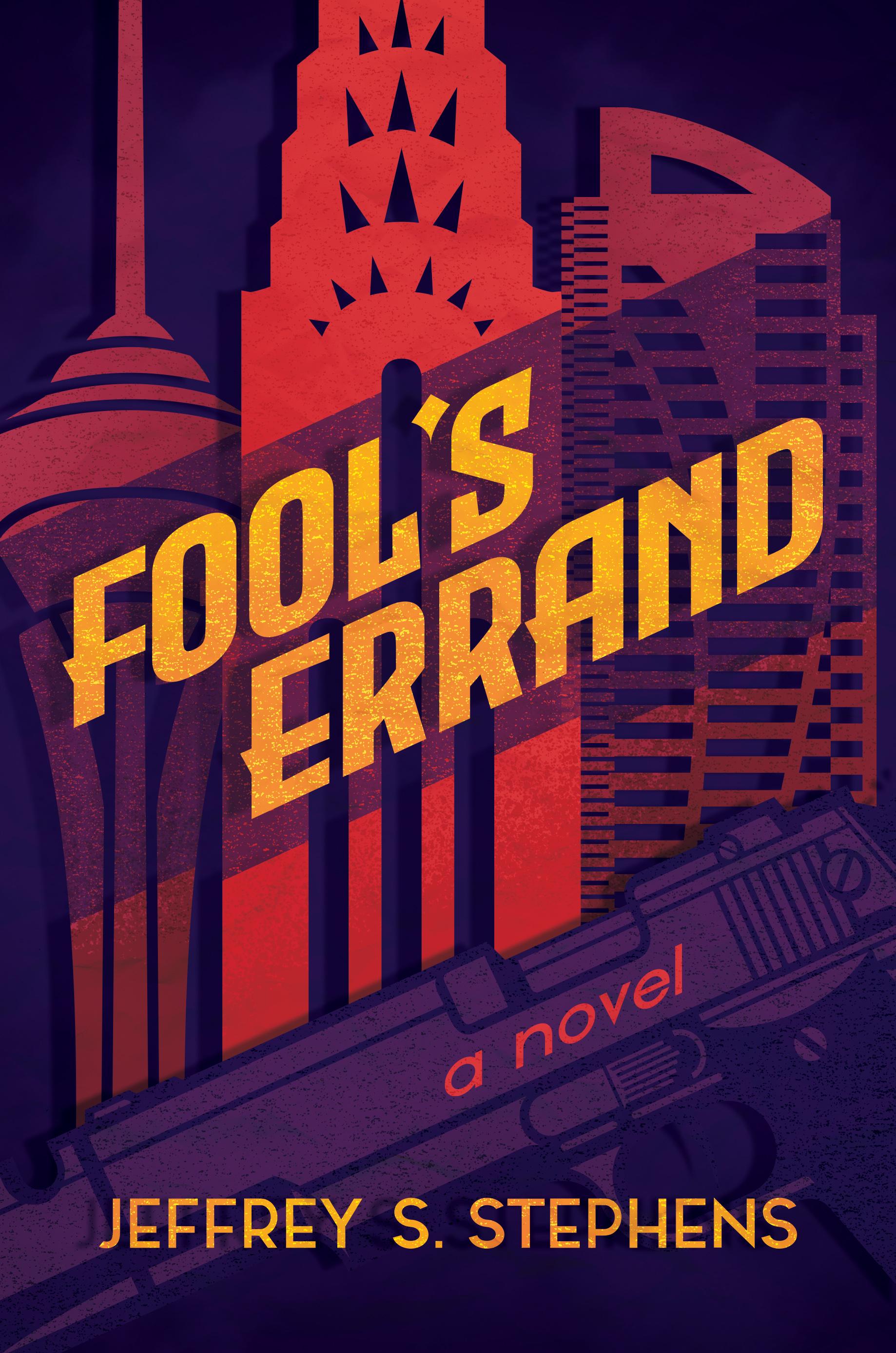 Jeffrey Stephens - Fool's Errand
