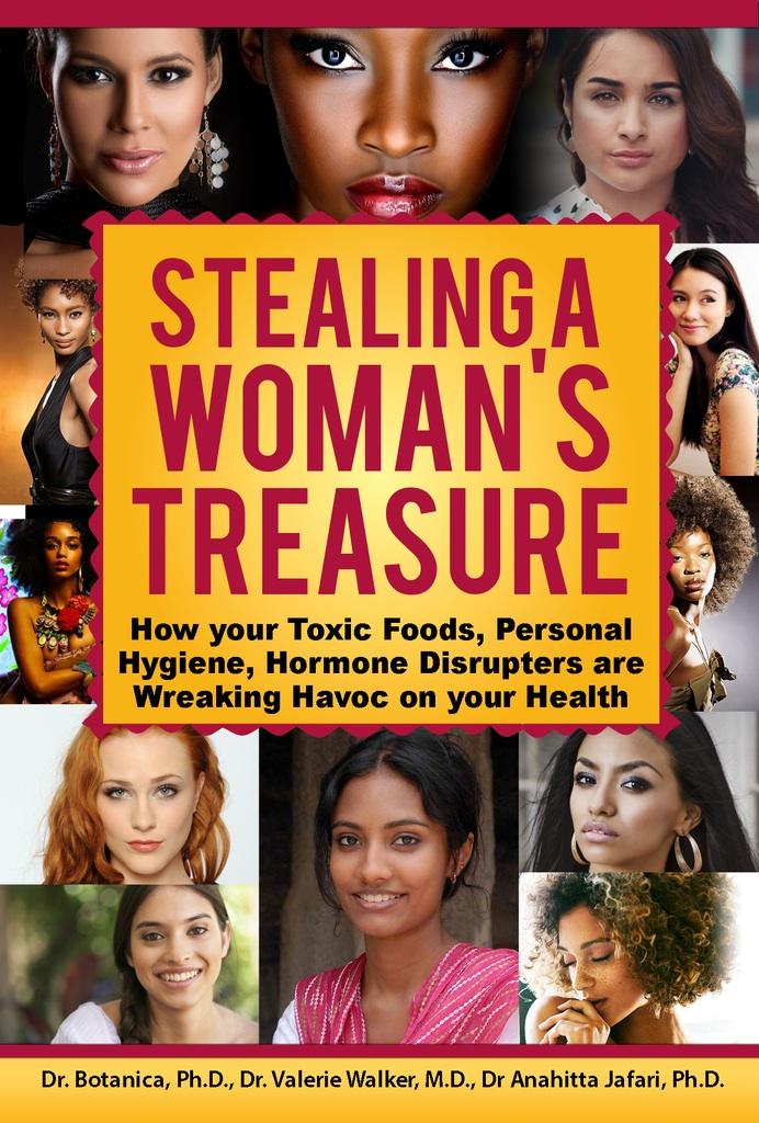 Stealing A Woman's Treasure