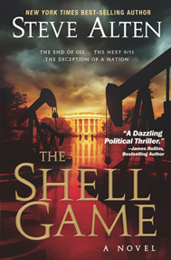 The Shell Game - by Author Steve Alten